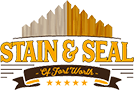 Stain And Seal Logo