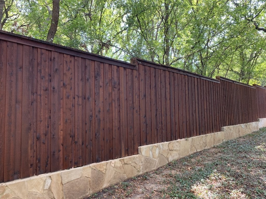 Picture of: Fence Staining In Fort Worth Stain And Seal Of Fort Worth